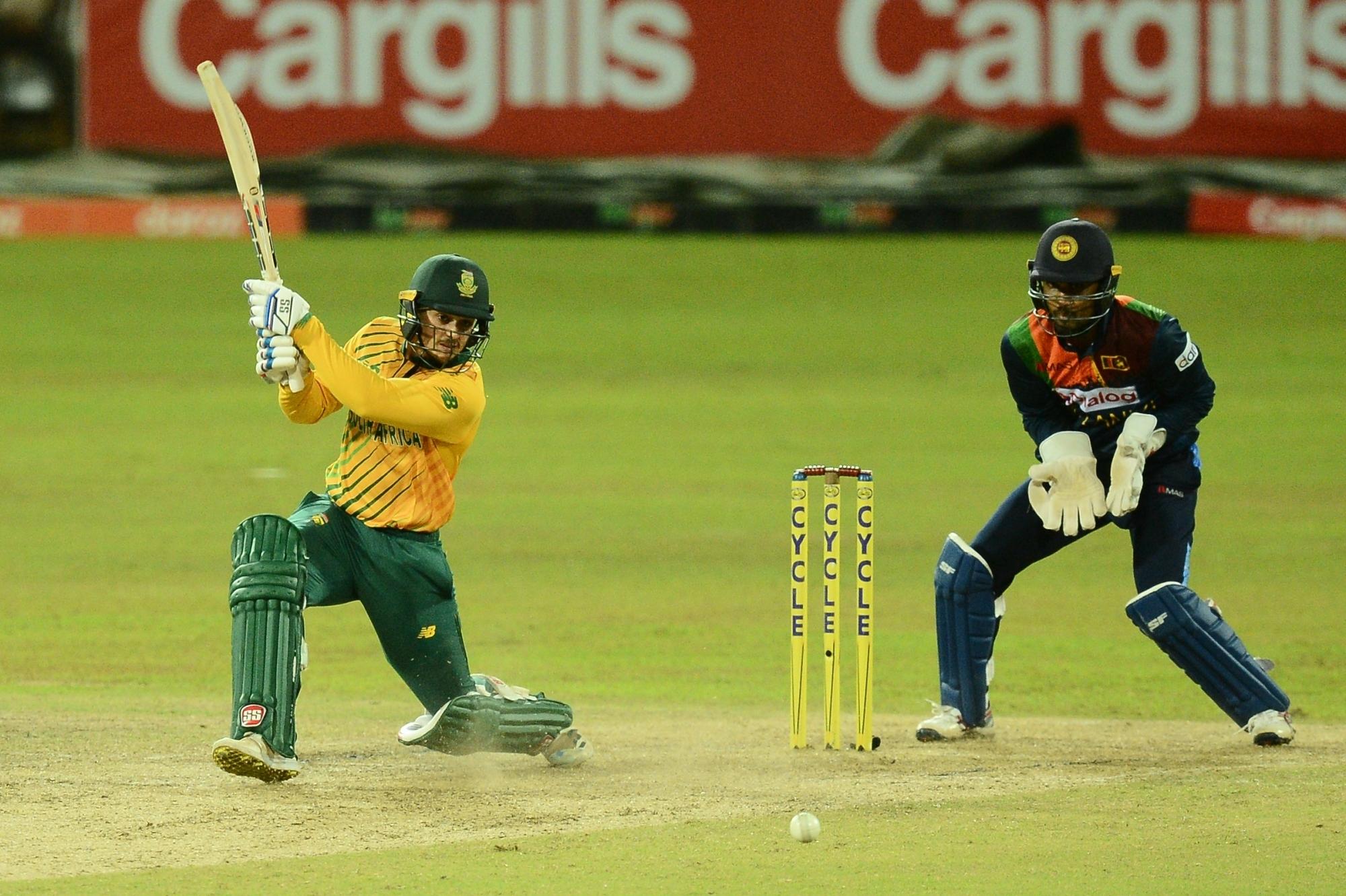 SA's Quinton de Kock breaks into top-10 of T20I rankings for batsmen