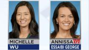 Michelle Wu and Annissa Essaibi George will face off in November to become next Boston mayor (Video)
