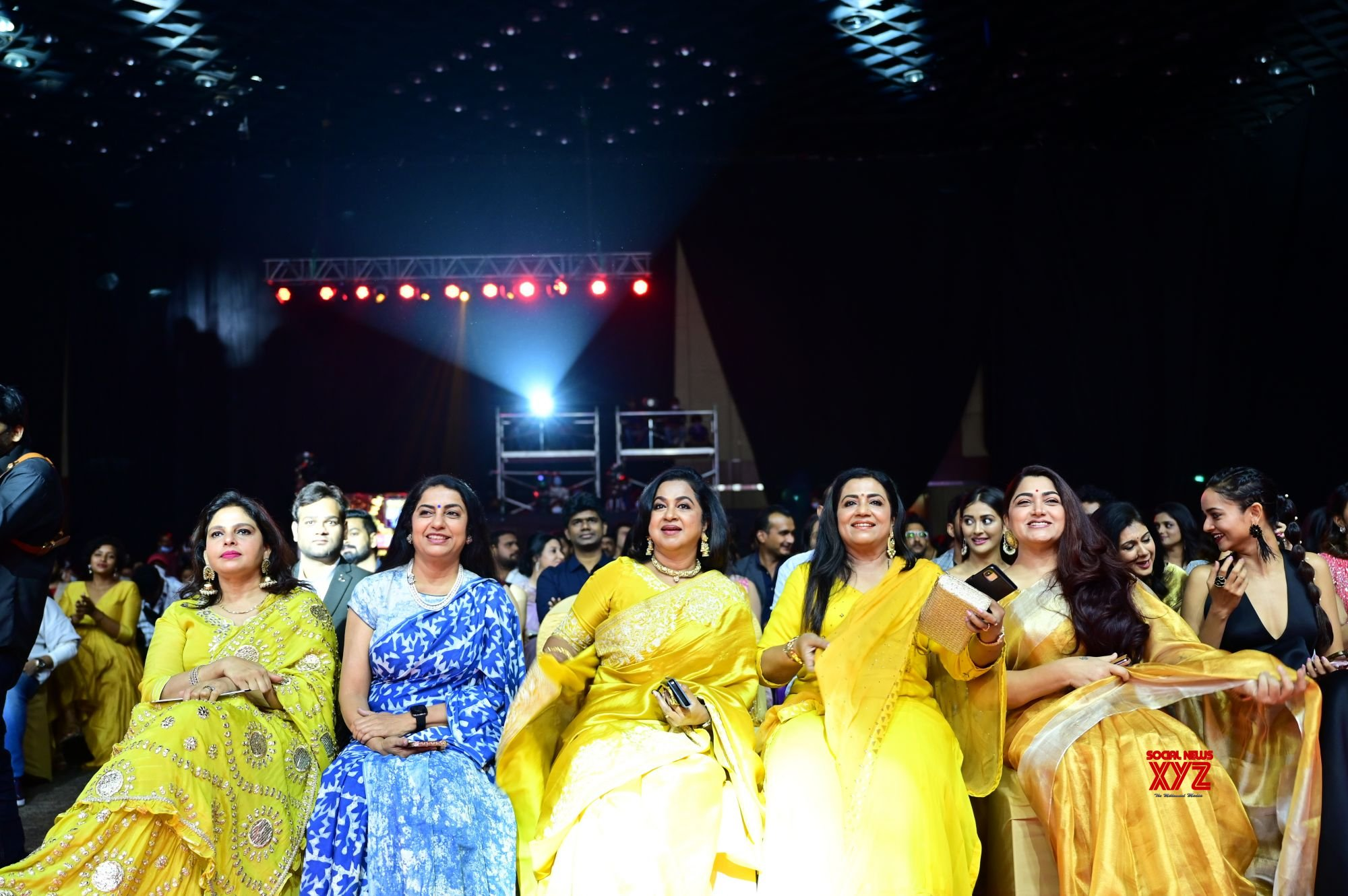 SIIMA Awards 2021 Main Event Day 2 - Gallery Set 1