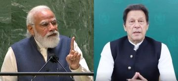 Regressive Without naming Pak, Modi slams Imran's crude rhetoric.