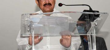 Venkaiah Naidu calls for making Covid vaccination a people's movement.