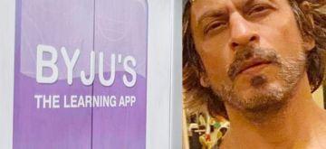 Aryan drug case: Byju's temporarily halts ads featuring SRK.