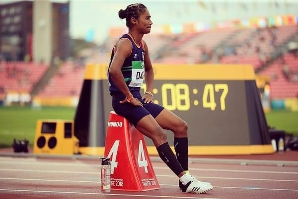 India sprinter Hima Das tests COVID-19 positive