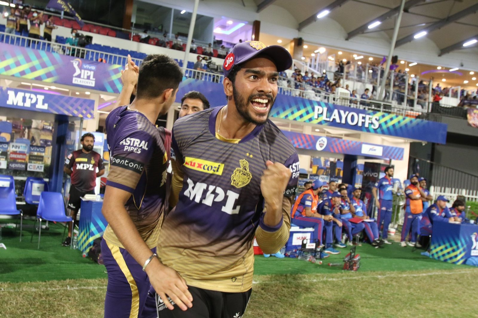 IPL 2021 Qualifier 2: KKR survive late scare to beat DC by 3 wickets, to face CSK in final