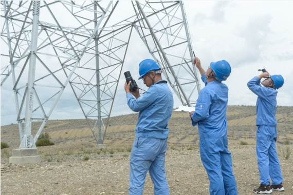 China's power consumption up 6.8% in September