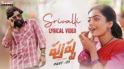 #Srivalli (Telugu) | Pushpa - The Rise | Allu Arjun, Rashmika | DSP | Sid Sriram | Sukumar [HD] (Video)