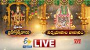 Sarva Bhoopala Vahana Seva | Tirumala Brahmotsavam  (Video)