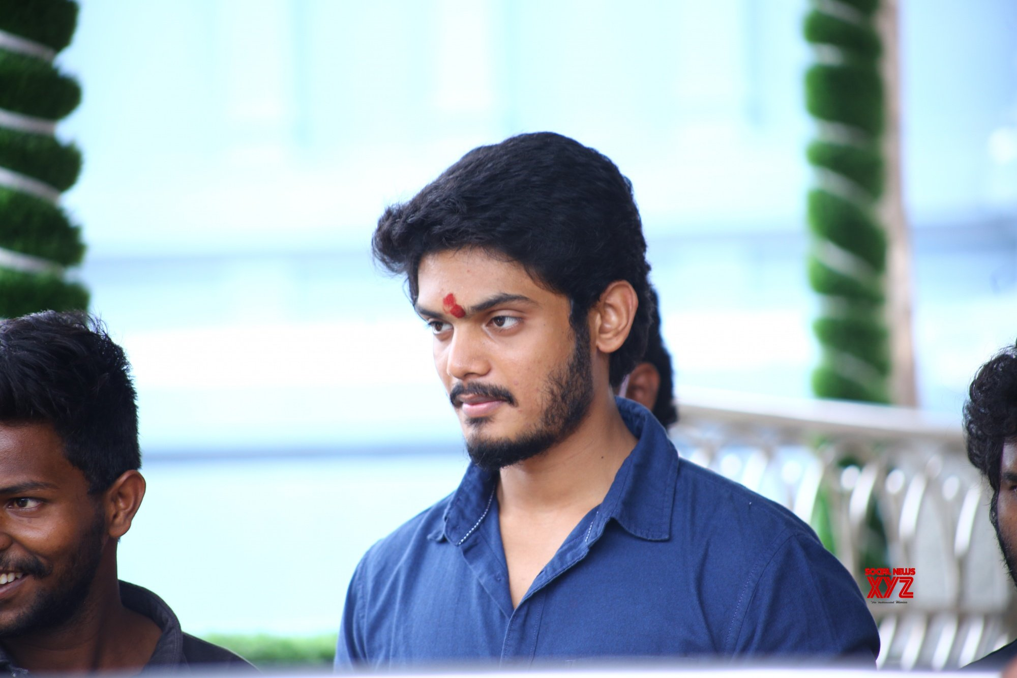 If You Are Mad I Am Your Dad Song From Puri Akash Romantic Movie Launch - Gallery Set 2