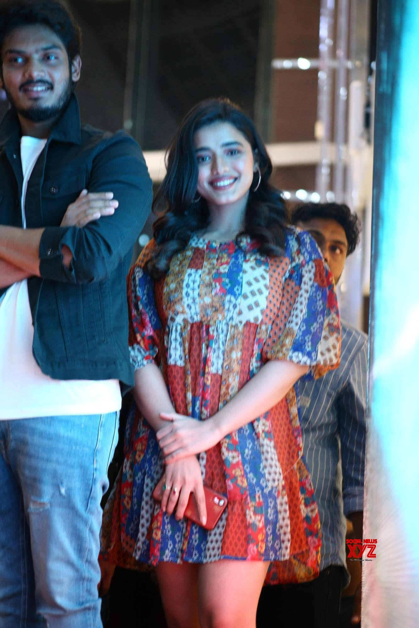 If You Are Mad I Am Your Dad Song From Puri Akash Romantic Movie Launch - Gallery Set 4