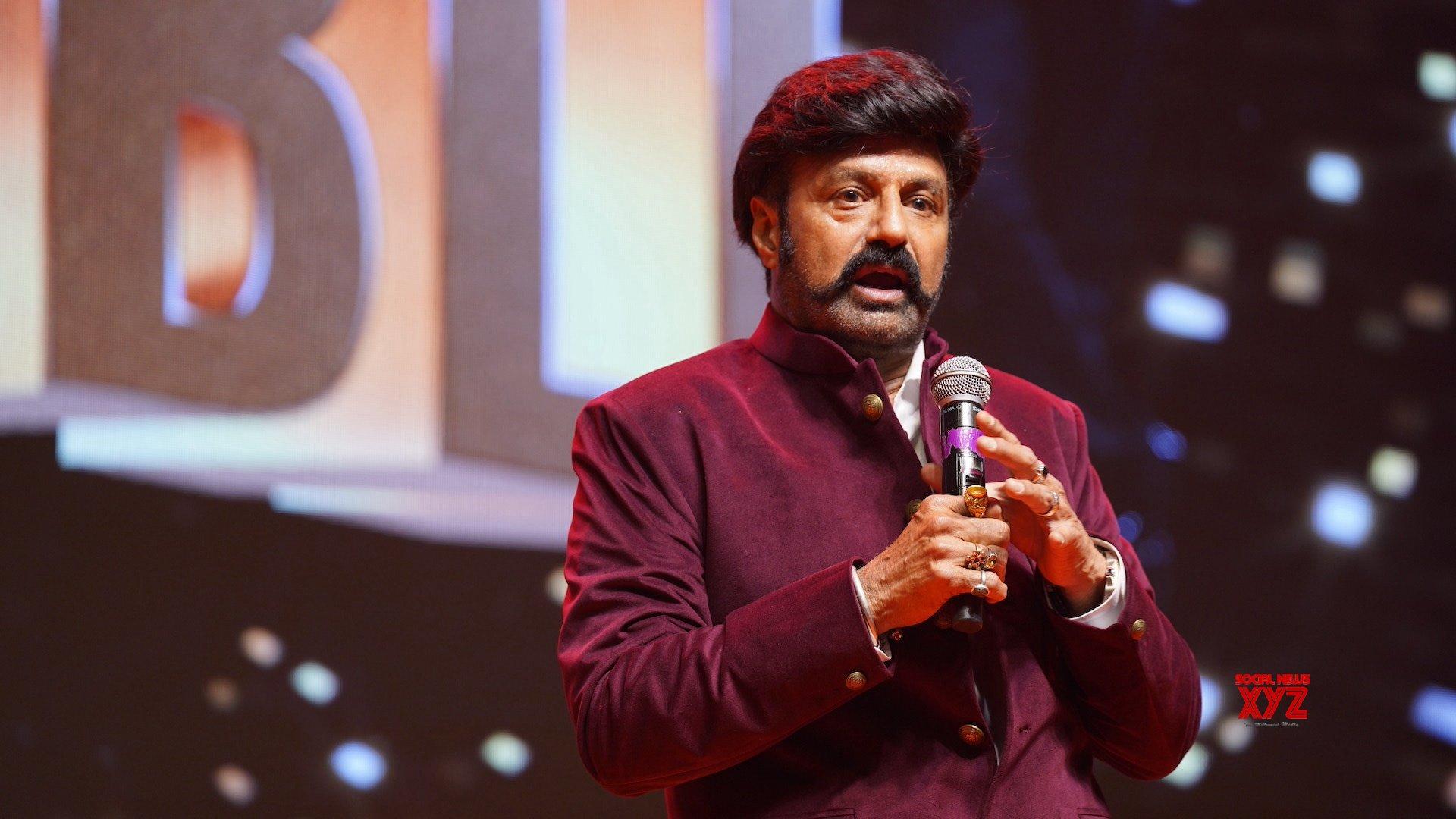 Nandamuri Bala Krishna's Unstoppable With NBK On Aha Launch Event - Gallery Set 2