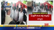 Clashes B/W Minister Kannabu & YCP Leaders  (Video)