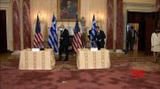 US, Greece extend military agreement indefinitely (Video)