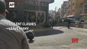 Armed clash in Beirut in protest over blast probe (Video)