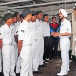 On Final Journey, Ins Viraat Makes Port Call in Odisha