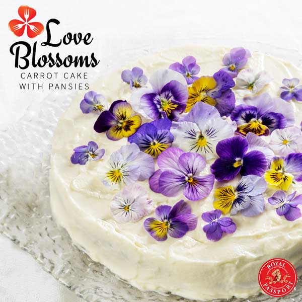 Love Blossoms Facebook Creative
