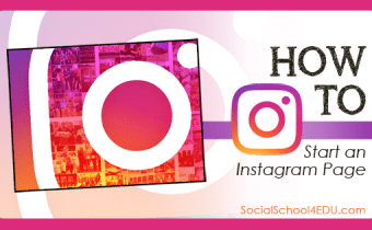 How to Start an Instagram Page