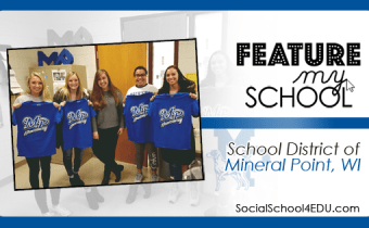 Feature My School: School District of Mineral Point