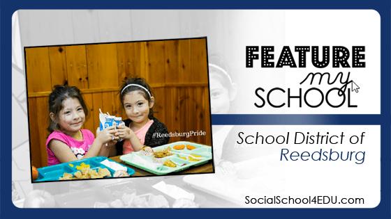 School District of Reedsburg - Feature My School