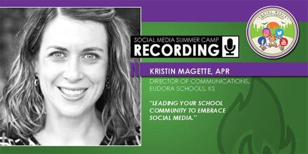 1st Annual Social Media Summer Camp Recording