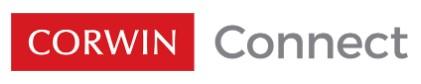 Corwin connect logo
