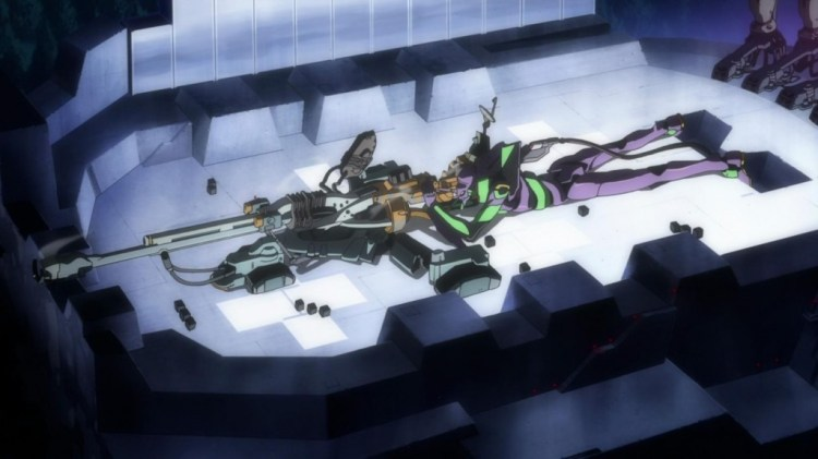 08 - The Rebuilds of Evangelion