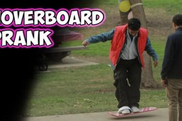 Hoverboard-Prank