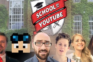 Welcome-to-the-School-of-YouTube-LaughLearnGive