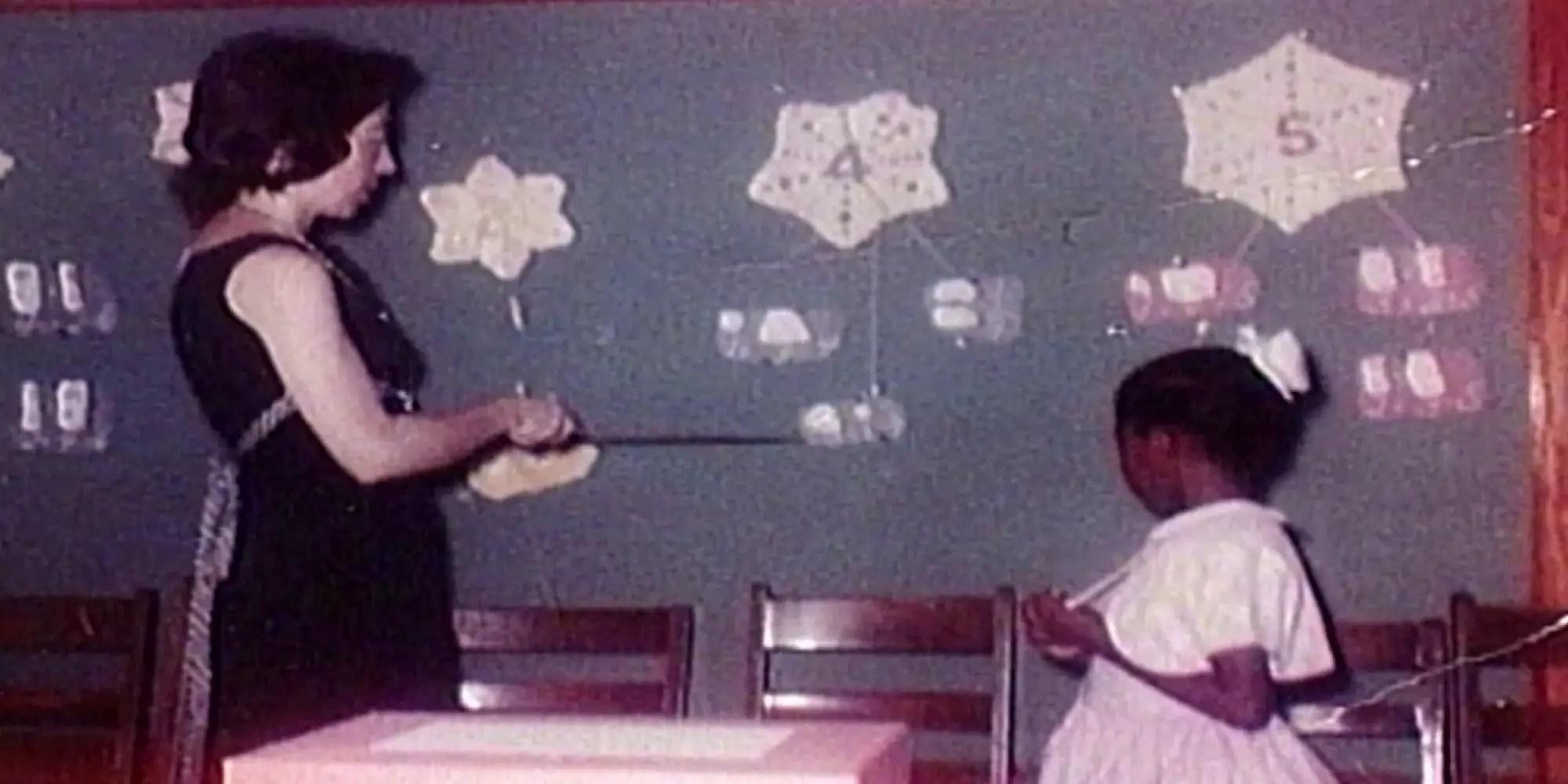 Ruby Bridges School Integration Trailblazer At Age 6