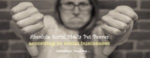 Social Media Fails According to Businesses