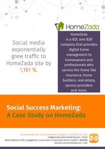 Grow Website Traffic | Social Media Case Study