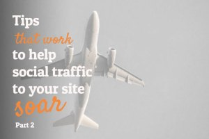 Grow Website Traffic Using Social Media