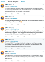 Tide Twitter tailored engagement