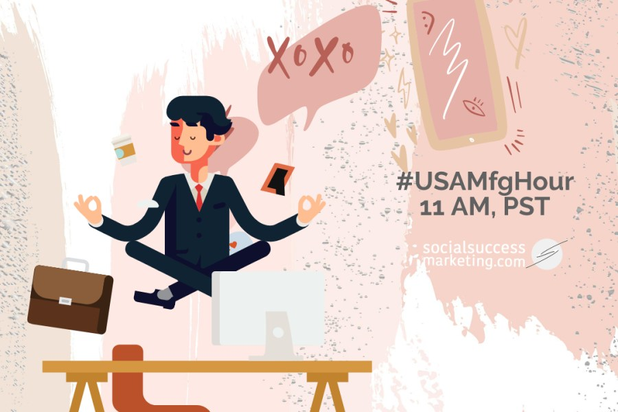 usa manufacturing industry twitter chat 1/14/2021