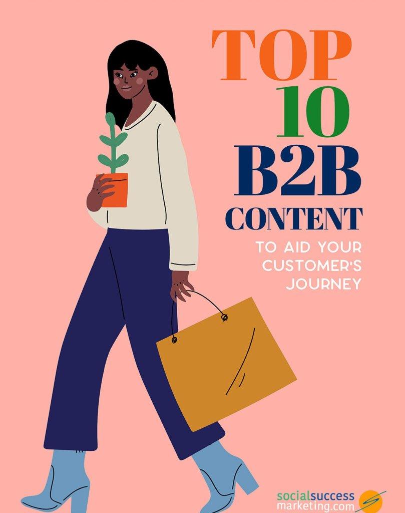 top 10 B2B content