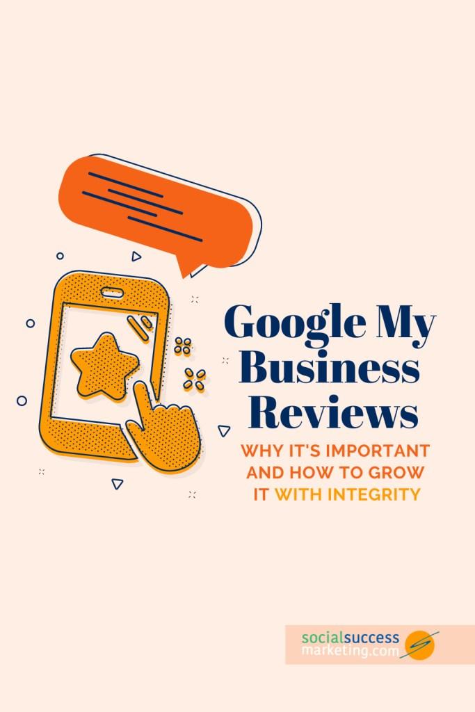 Google My Business Reviews Pinterest
