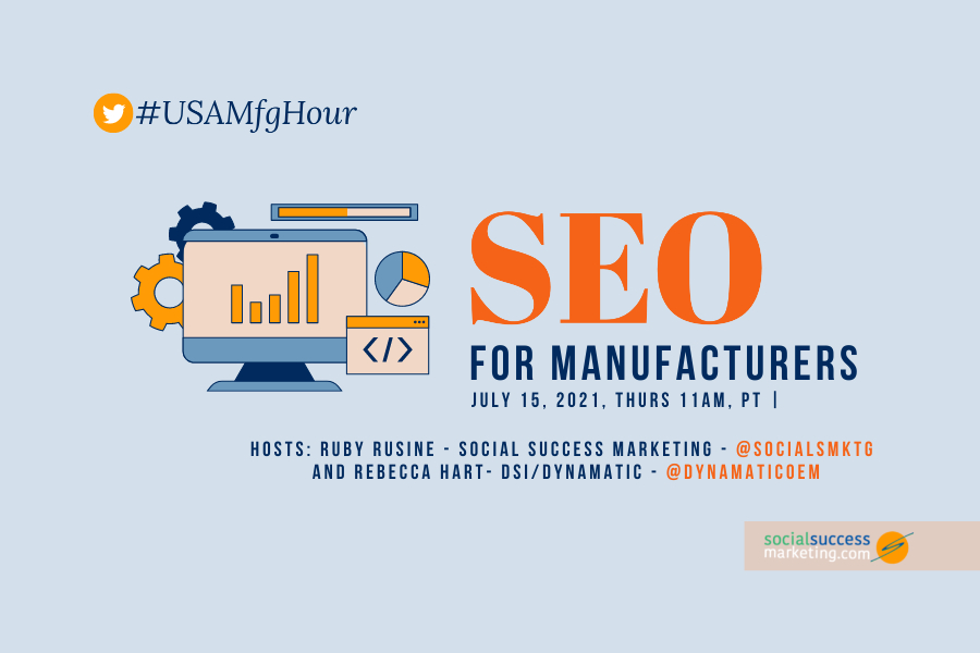 seo 101 for manufacturers
