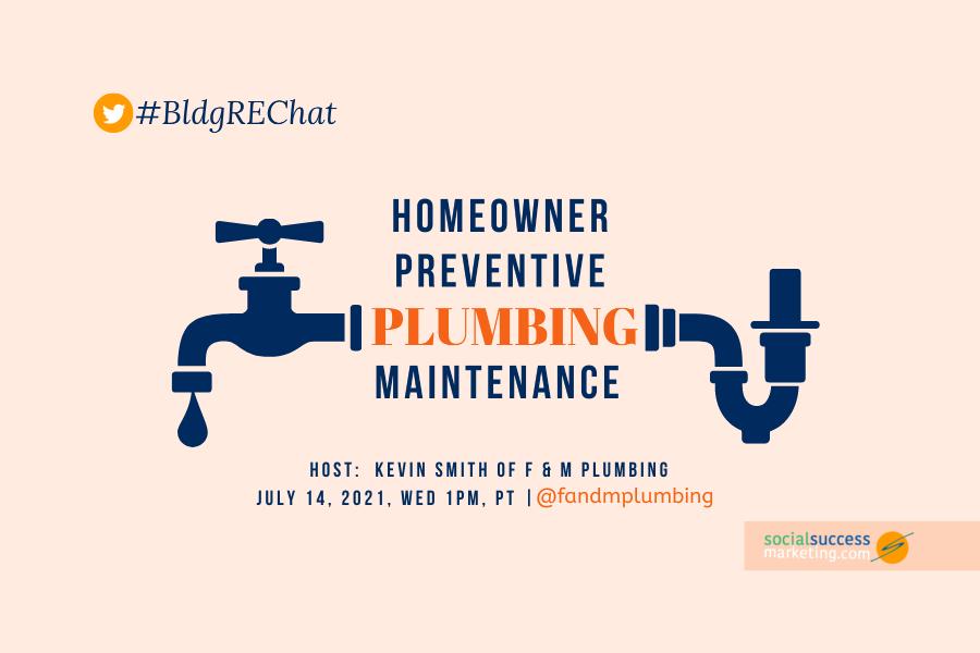 homeowner preventive plumbing maintenance