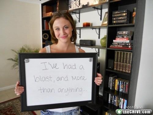 girl who quit via whiteboard
