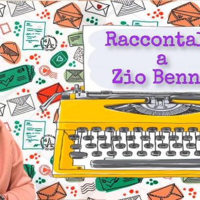 coming out zio benny