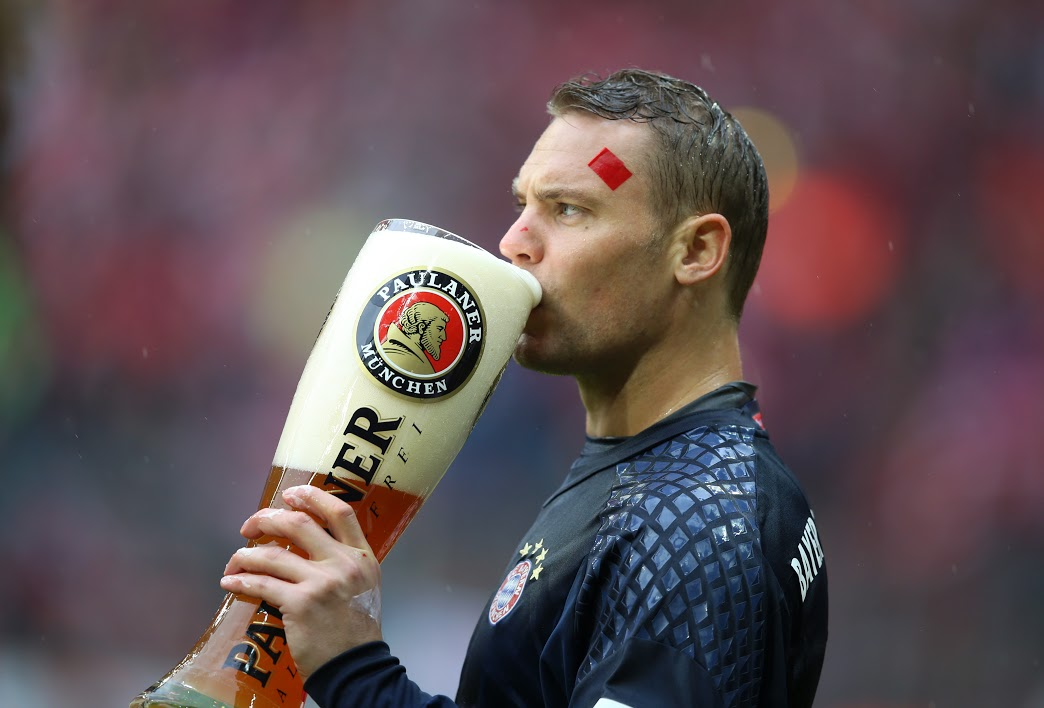 Festa Bundesliga, uno dei campionati nazionali europei