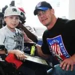 WWE Superstar John Cena's Heroic Dedication To Charity