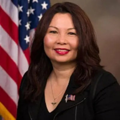 Rep Tammy Duckworth Scolds IRS Contractor Braulio Castillo ...