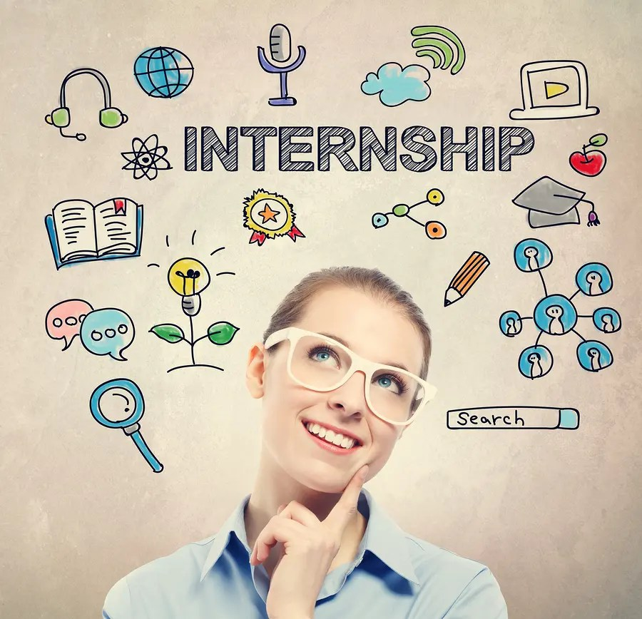 how to find social work internships