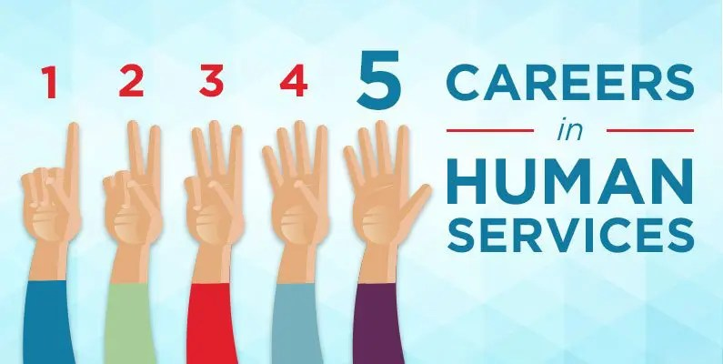 5 Careers in Human Services