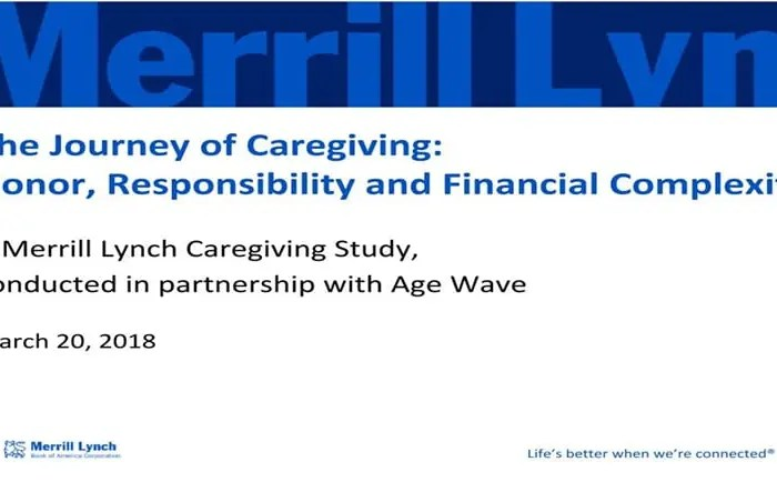 The Financial Cost of Caregiving