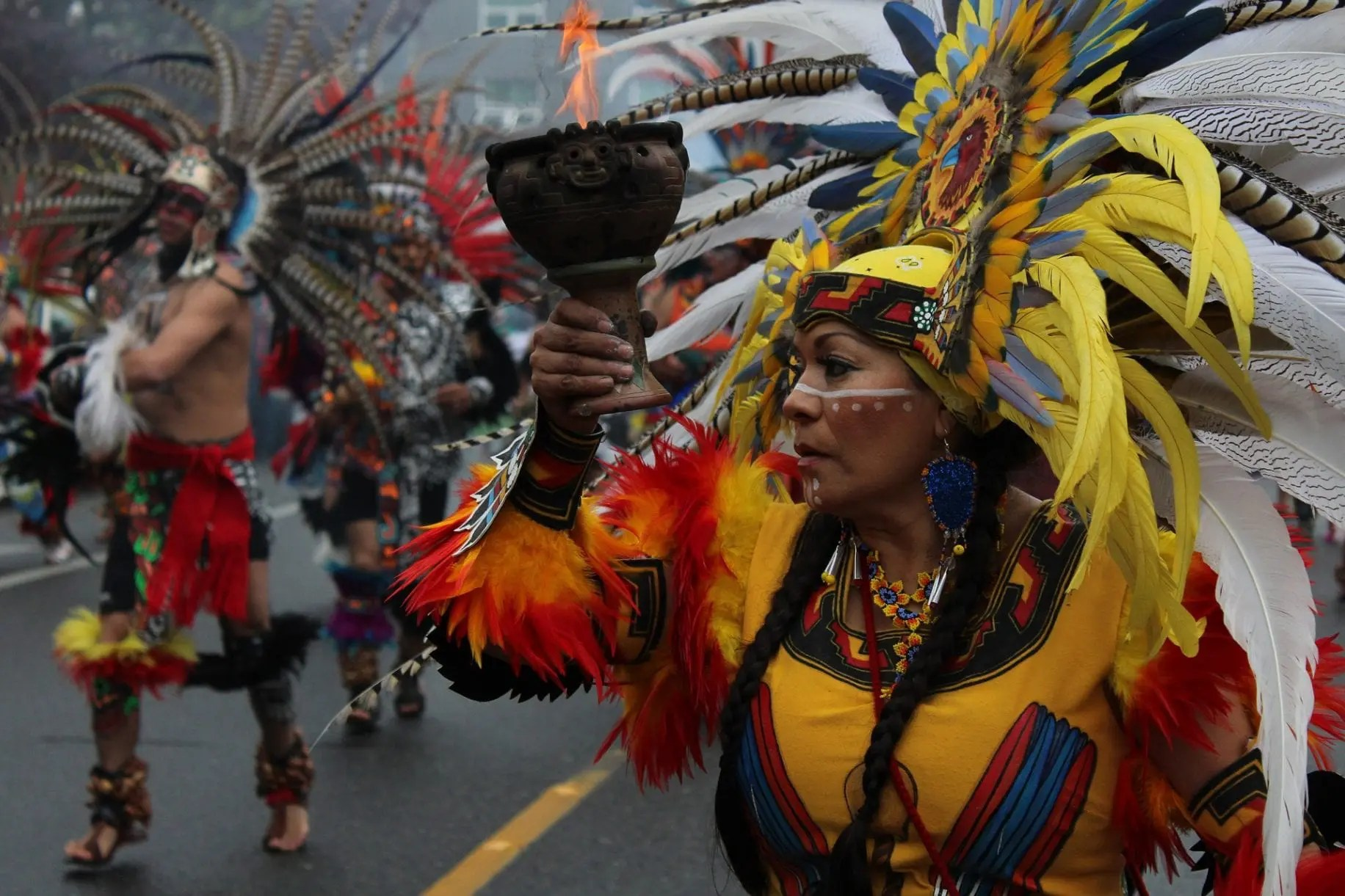 Indigenous Women Trapped in Human Trafficking in North America