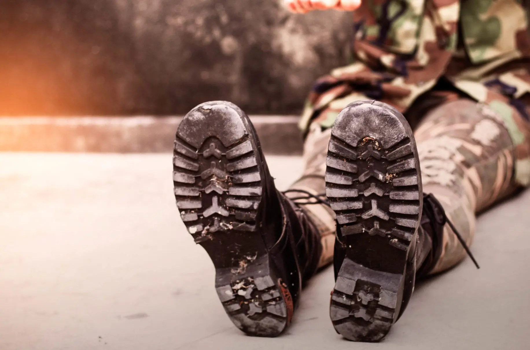 Strong Committed Relationships Can Buffer Military Suicides