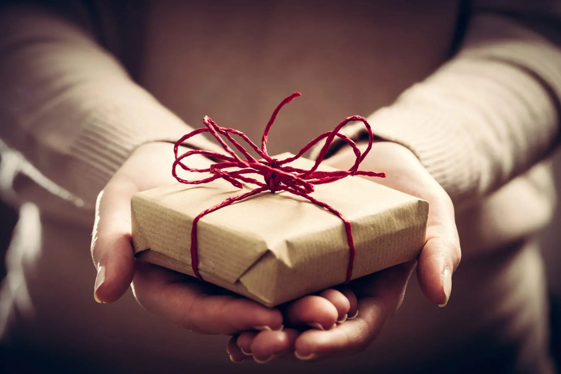 The Joy of Giving Lasts Longer Than the Joy of Getting