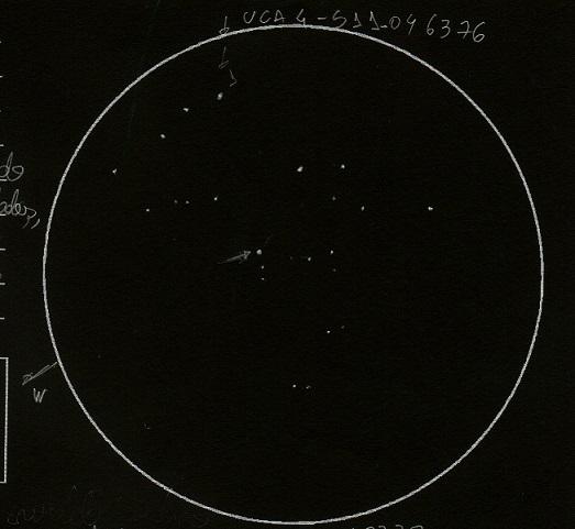 Desenho asteroide 2004 BL86 - 2