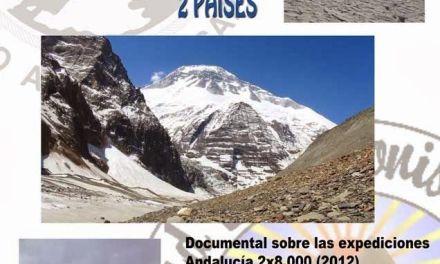 De 0 a 8.000 m, Proyeccion de expediciones Andaluzas al Himalaya por Lolo Gonzalez, Jueves 19 a las 21.00h